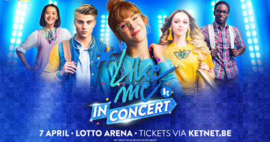 #LikeMe In Concert in Lotto Arena